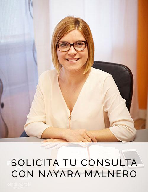 Consulta - Terapia con Nayara Malnero