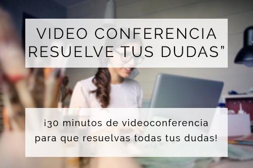 Videconferencia Resuelve tus dudas - Terapia de Pareja, Sexualidad, Psicologia